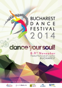 Inscrie-te acum la Bucharest Dance Festival 2014!